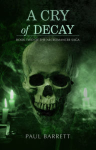 A Cry of Decay Cover