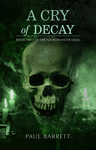 Cry of Decay Cover